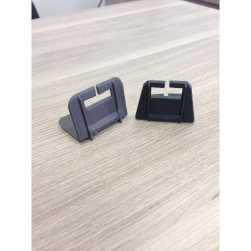 Уголки защитные пластиковые 45*45