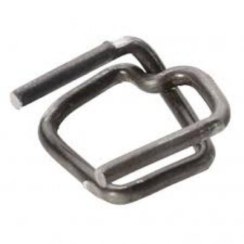 Пряжка проволочная, сталь, 19 мм