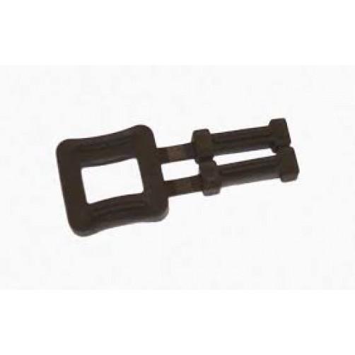 Пряжка пластмассовая полиамидная 12-15 мм
