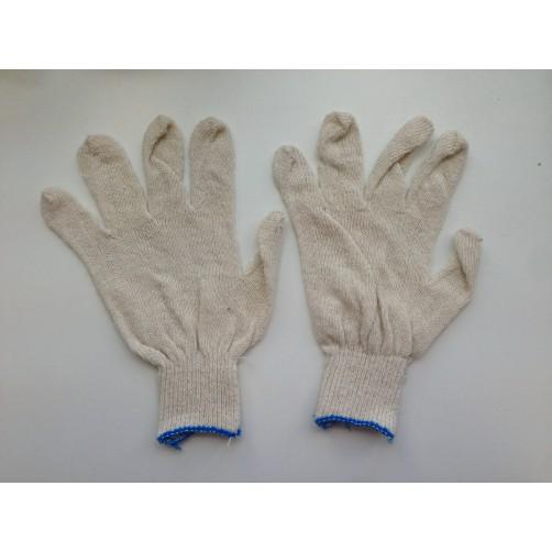 Перчатки хб Строитель без ПВХ