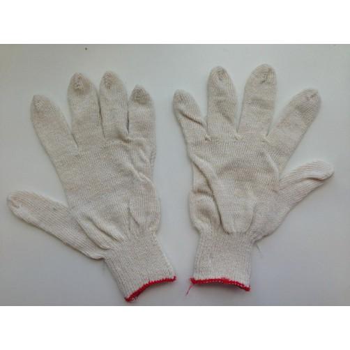 Перчатки хб Прораб без ПВХ
