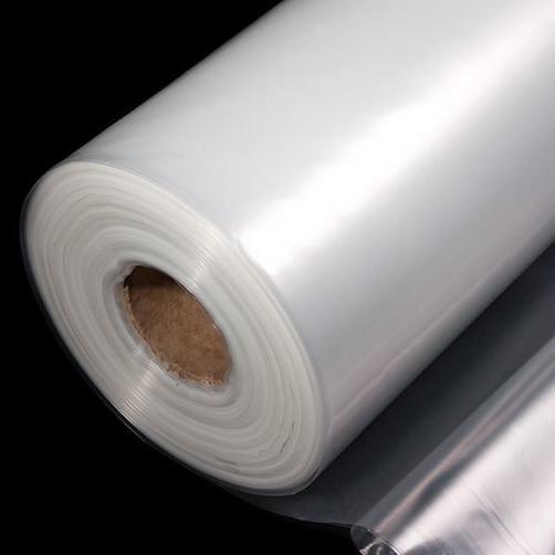 Пленка ПВД, первичная, прозрачная, рукав, 100 мкм, 1,5м*100пм