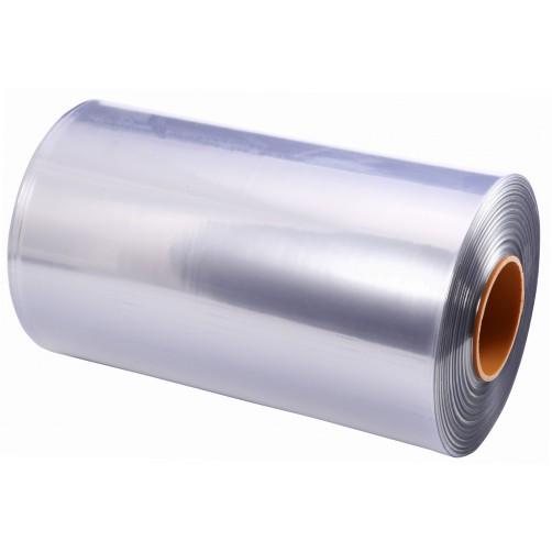 Пленка термоусадочная POF, полурукав, 12,5 мкм, 200мм*750м