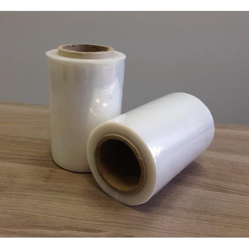 Стрейч-пленка, 125 мм, 20 мкм, 0,4 кг, мини-ролик